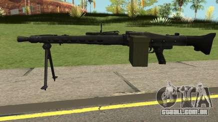 CSO2 MG3 para GTA San Andreas
