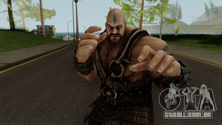 Big Show (Giant) from WWE Immortals para GTA San Andreas