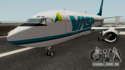 Boeing 737-200 VASP PP-SMA para GTA San Andreas