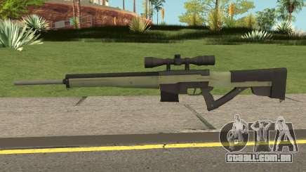 Sniper Rifle From SZGH para GTA San Andreas