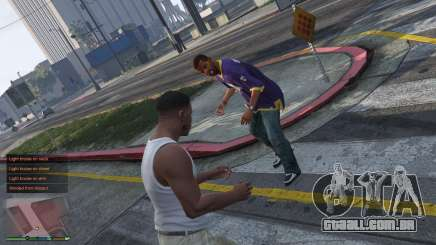 [GSW2] GunShot Wound 2 Realistic Damage System para GTA 5