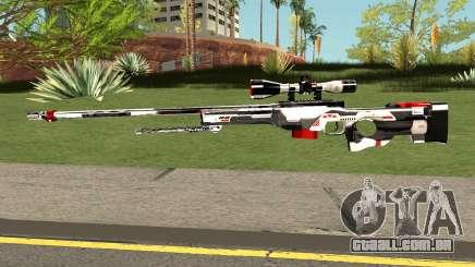 AWP TiiTree para GTA San Andreas