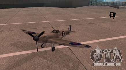 Rustler - Spitfire MK1 para GTA San Andreas