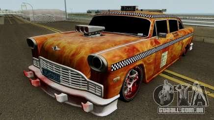 Borgnine GTA 3 para GTA San Andreas