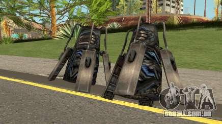 Galvatron Weapon para GTA San Andreas
