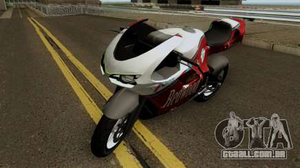 Bati Custom from GTA 4 EFLC para GTA San Andreas