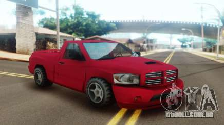 Dodge RAM SRT-10 Pickup para GTA San Andreas