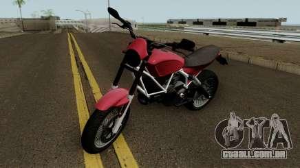 Pegassi Esskey GTA V High Quality para GTA San Andreas