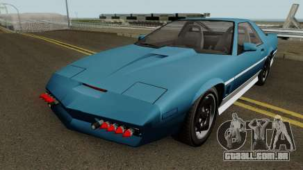 Ruiner 2000 GTA V (v1) para GTA San Andreas