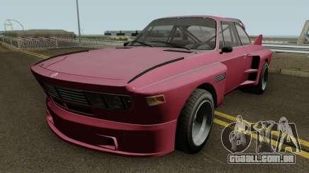 Ubermacht Zion Classic LM GTA V para GTA San Andreas