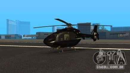 EC-135 húngaro Pack para GTA San Andreas