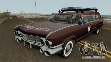 Albany Lurcher ET-1 GTA V para GTA San Andreas