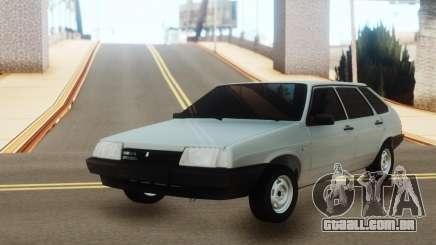 2109 Original para GTA San Andreas
