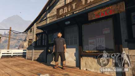 Benny Revenge Build a Mission para GTA 5