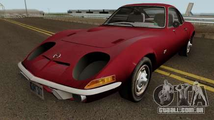Opel GT 1900 1968 (US-Spec) para GTA San Andreas