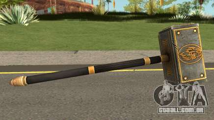 Triple H Sledgehammer from WWE Immortals para GTA San Andreas