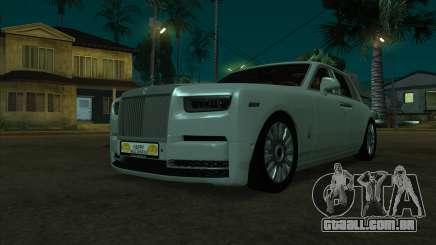 Rolls - Roys Phantom para GTA San Andreas