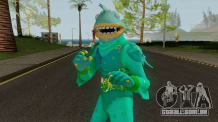 Fortnite Moisty Merman Skin para GTA San Andreas