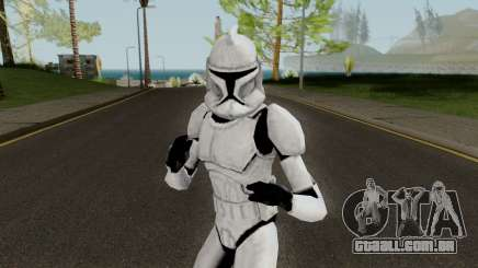 Clone Trooper (Star Wars The Clone Wars) para GTA San Andreas