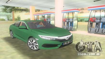 Honda Civic FC5 para GTA Vice City