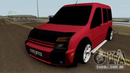 Ford Tourneo Connect para GTA San Andreas