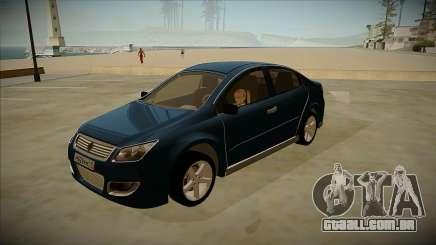 Chery A3 Sedan 2013 para GTA San Andreas