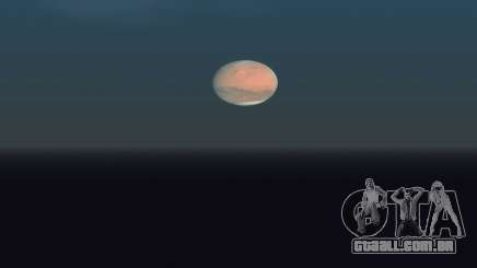 Mars HD para GTA San Andreas