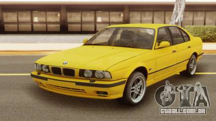 BMW M5 E34 1995 Sedan para GTA San Andreas
