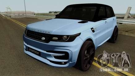 Range Rover Sport StarTech 2016 para GTA San Andreas