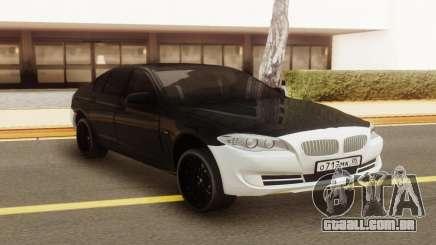 BMW 720i para GTA San Andreas