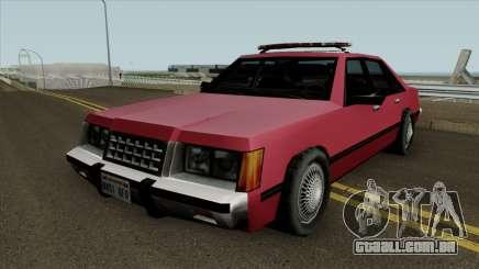 Vincent Escolta Armada TCGTABR para GTA San Andreas