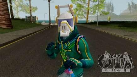 Fortnite DJ Yonder Skin para GTA San Andreas