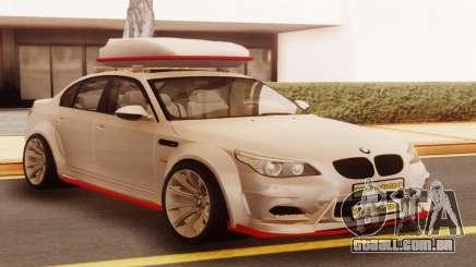 BMW M5 E60 Touring para GTA San Andreas