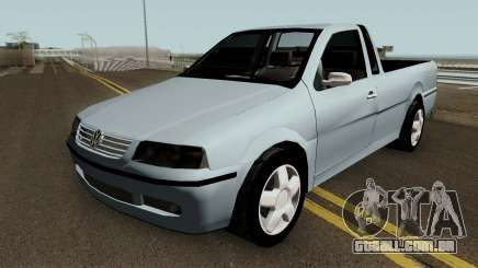 Volkswagen Saveiro Edit para GTA San Andreas