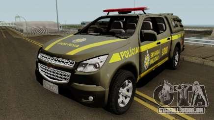Chevrolet S10 Police (Patrulhas Especiais) para GTA San Andreas