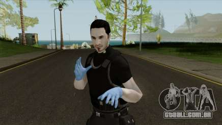 Payday Skin para GTA San Andreas