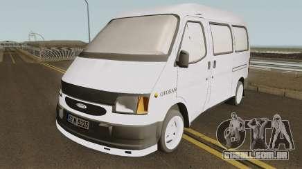 Ford Transit 1997 para GTA San Andreas