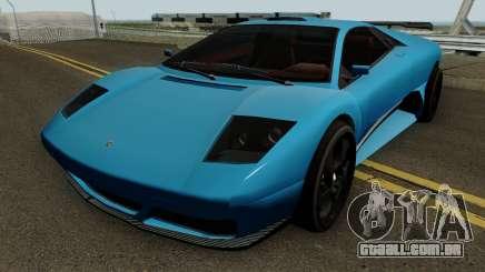 Lamborghini Murcielago LP640 Roadster 2005 IVF para GTA San Andreas