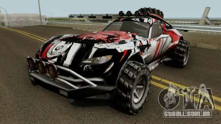 BXR Bailey Blade XT4 2015 para GTA San Andreas