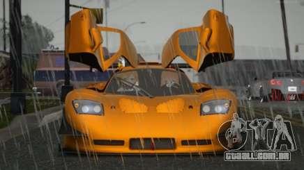 Mosler Super GT para GTA San Andreas