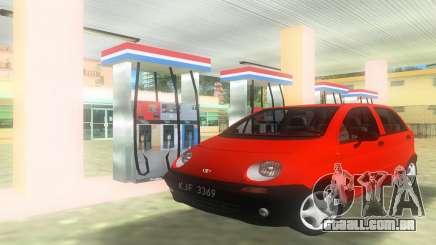 Daewoo Matiz SE eu 1998 para GTA Vice City