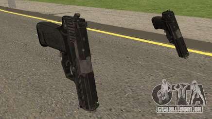 COD-MWR USP45 Stock para GTA San Andreas