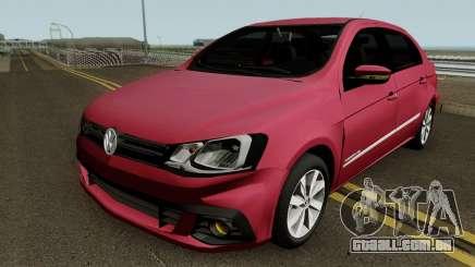 Volkswagen Voyage G7 2017 Comfortline para GTA San Andreas