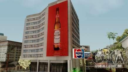 San Andreas Billboards v4.9 para GTA San Andreas