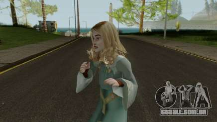 Princess Aurora From Maleficent V1 para GTA San Andreas