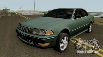 Toyota Mark II HQ para GTA San Andreas