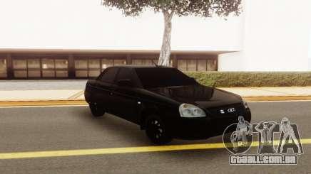 Priora Black Edition para GTA San Andreas