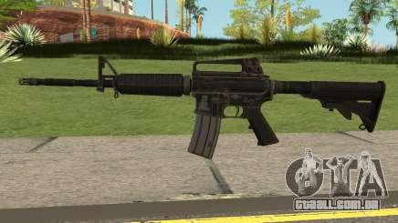 Fallout NV Bushmaster M4A1 para GTA San Andreas