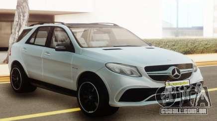 Mercedes-Benz GLE 63S Offroad para GTA San Andreas