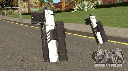 Pistol From SZGH para GTA San Andreas